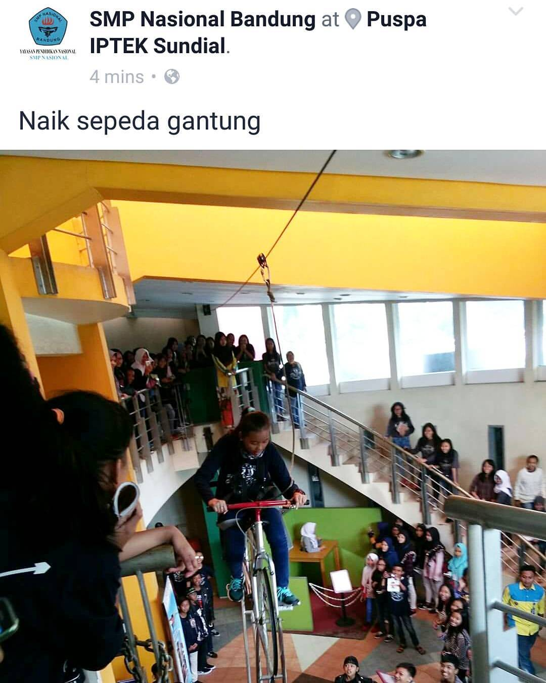 Images Tagged Puspaiptekbandung Instagram Pagi2 Puspa Iptek Diramaikan Oleh Rombongan