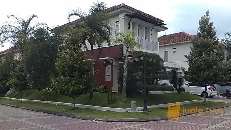 Rumah Mewah Hook Semi Furnished Jingga Nagara Kota Sem Properti