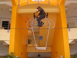 Study Tour Smpn3 Cepiring Bandung Renespool Puspa Iptek Sepeda Gantung