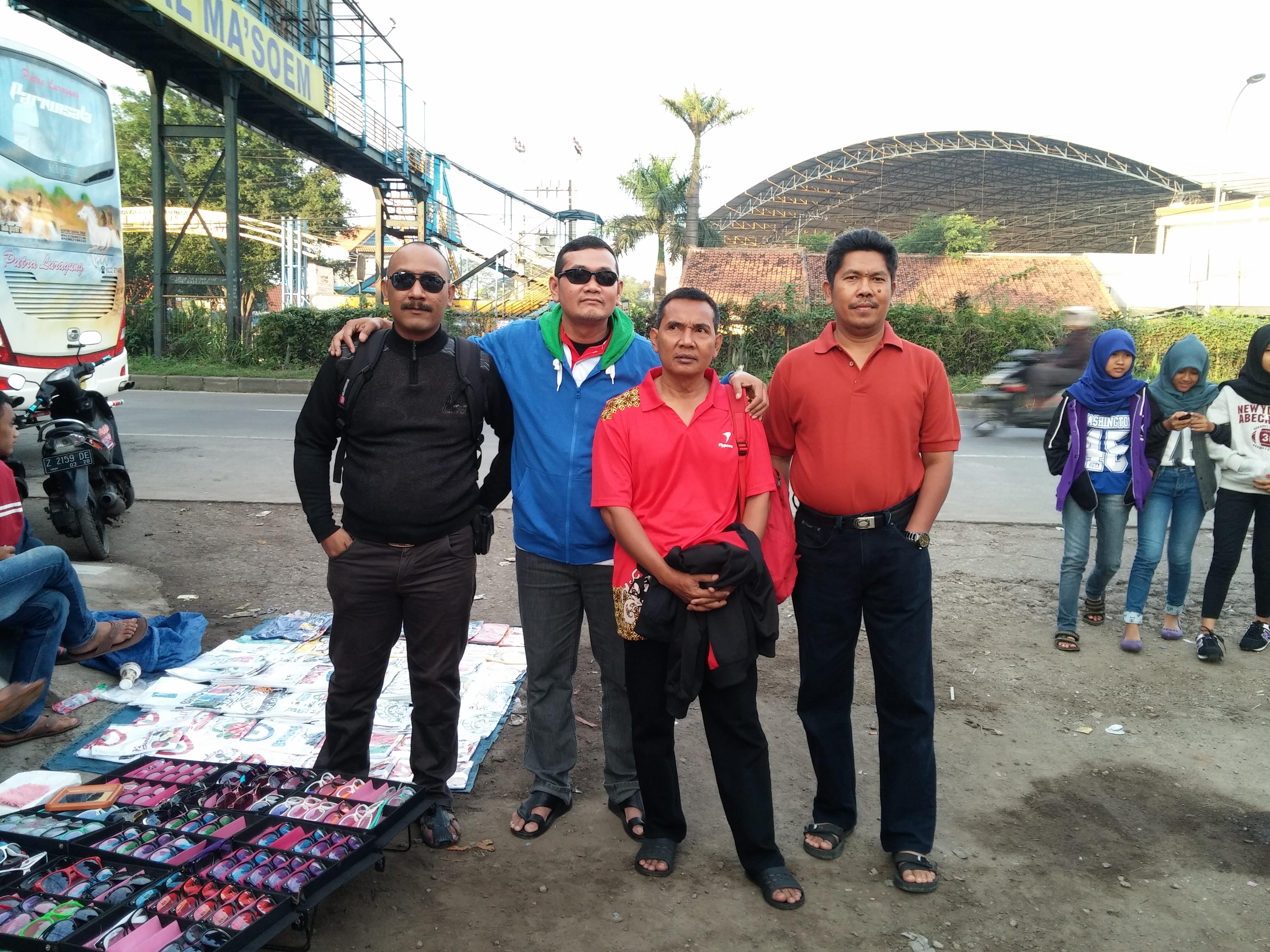 Study Tour Smpn3 Cepiring Bandung Renespool Setelah Puas Mempelajari Tentang