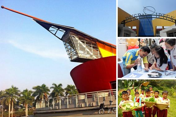 Wisata Edukasi Puspa Iptek Sundial Kota Parahyangan Bandung Kab