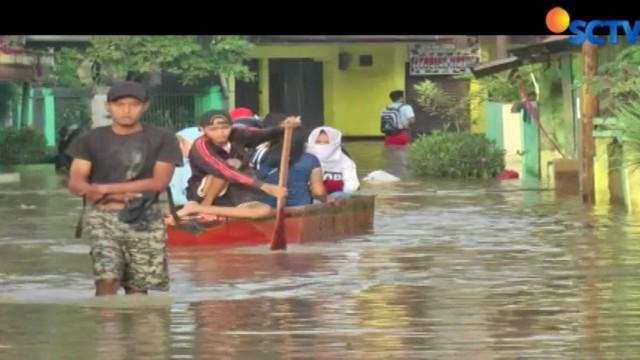 Banjir Kabupaten Bandung Meluas 5 000 Unit Rumah Terendam News