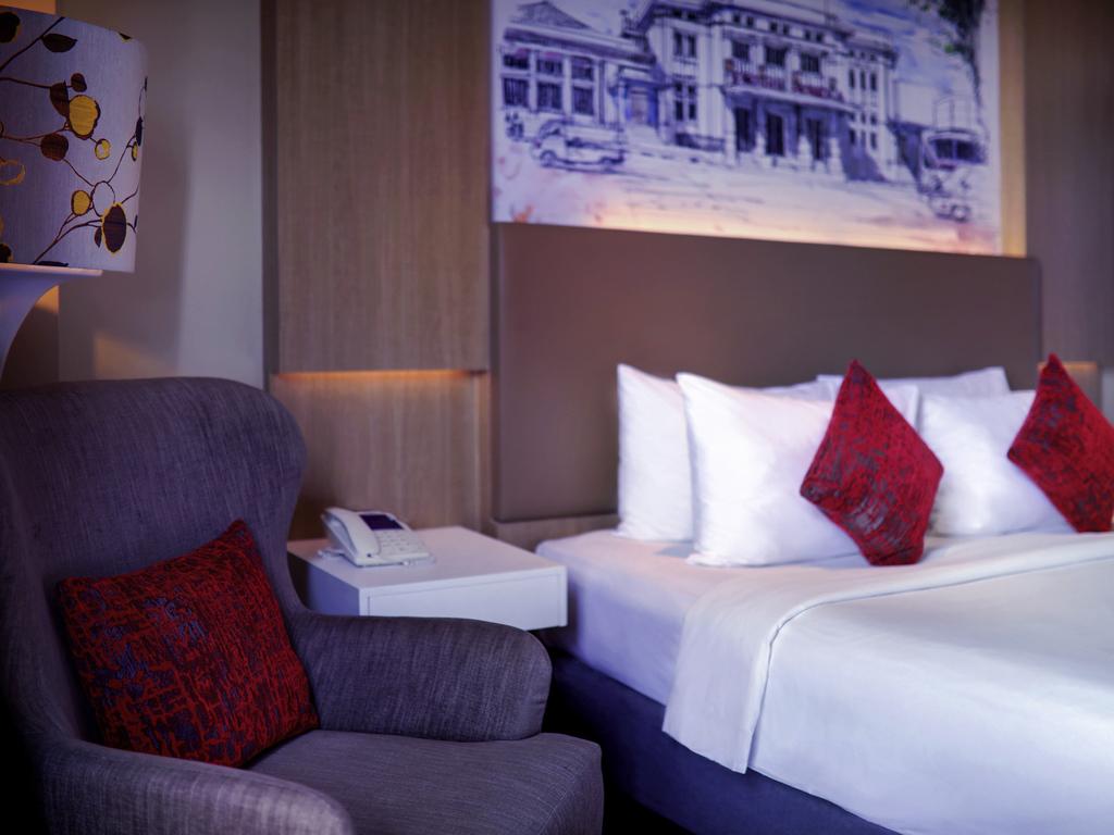 Hotel Bandung Grand Mercure Setiabudi Superior Room Rumah Mode Kab