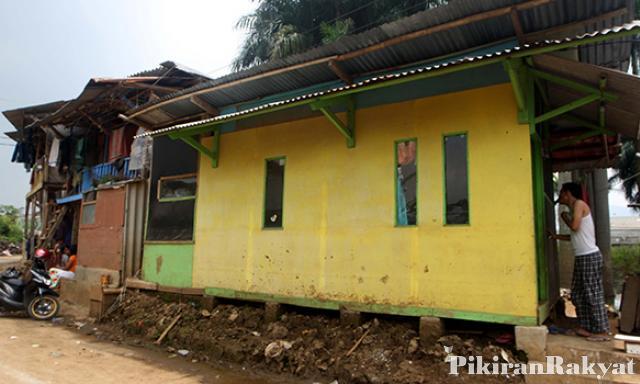 Luas Kawasan Kumuh Kab Bandung Capai 91 83 Hektare Pikiran