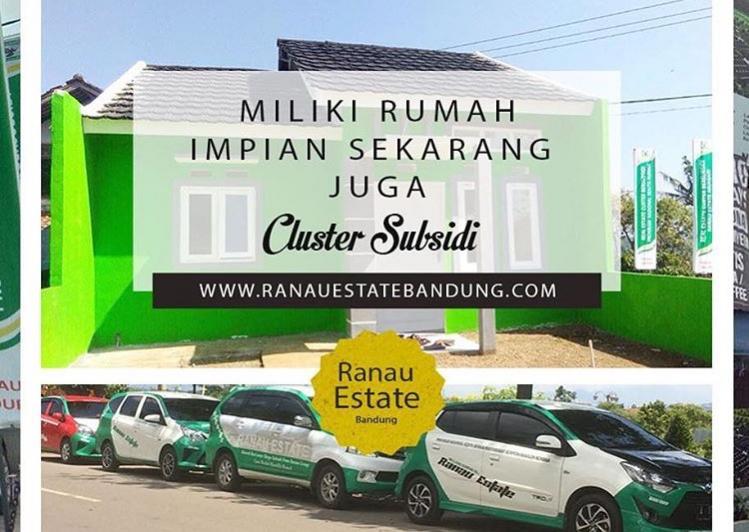 Rumah Dijual Berada Pusat Kota Kabupaten Bandung Perumahan Banjaran Mode