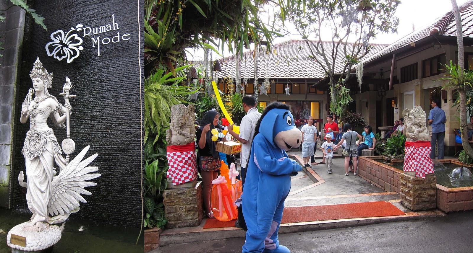Taman Bunga Cihideung Lembang Bandung Tempat Pariwisata Rumah Mode Belanja