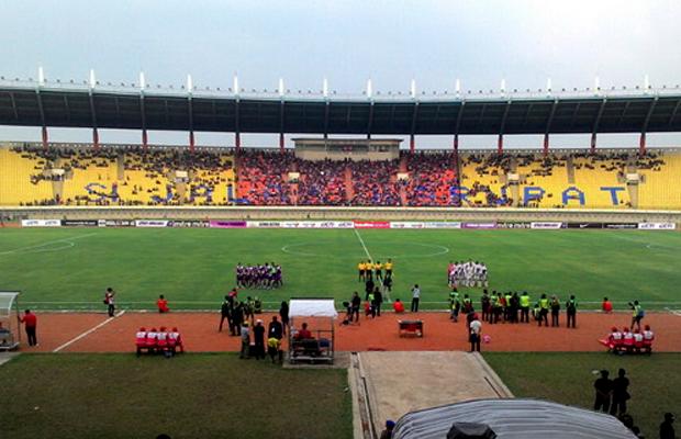 5 Stadion Terkeren Jawa Barat Jalak Harupat Kab Bandung