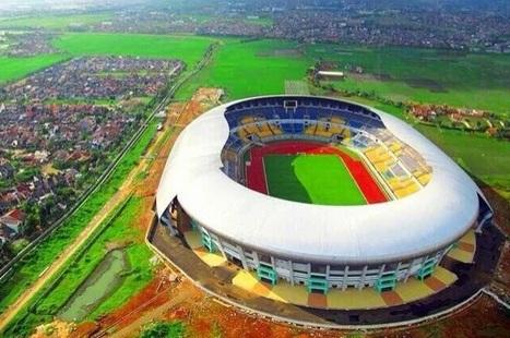 Aseliful123 Stadion Jalak Harupat Siap Asian Games 2018 Berita Sepak
