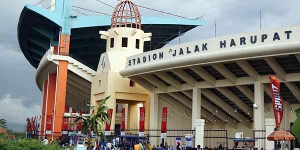 Jalak Harupat Kembali Sepi Jabar Ekspres Online Stadion Bandungekspres Id
