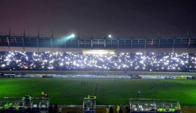 Keinginan Bobotoh Bermain Stadion Jalak Harupat Sirnah Kab Bandung