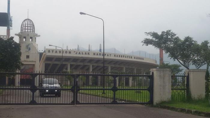 Perawatan Stadion Jalak Harupat Maksimal Tribun Jabar Kab Bandung