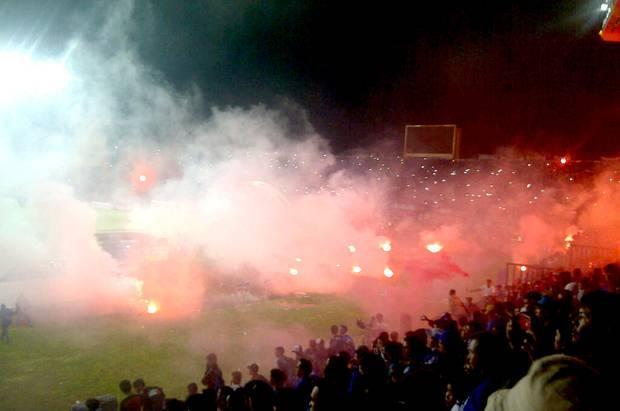 Persib Bandung Kalah Stadion Jalak Harupat Membara Kab