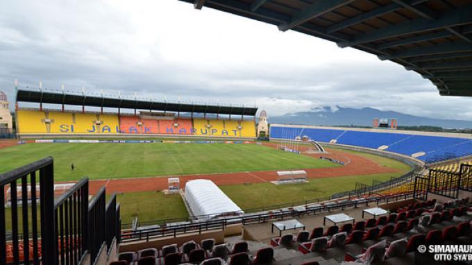 Persib Bandung Siap Bermarkas Stadion Jalak Harupat Kab