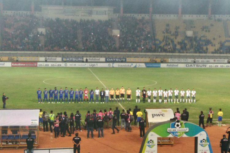 Persib Tak Bisa Gunakan Stadion Jalak Harupat Kompas Skuad Bandung