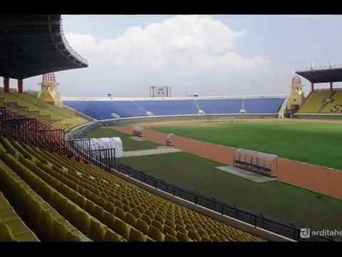 Piala Presiden 2017 Persib Bandung Gunakan Stadion Jalak Harupat Youtube