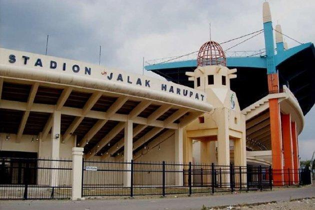Pwi Kab Bandung Pemkab Stadion Jalak Harupat Sore