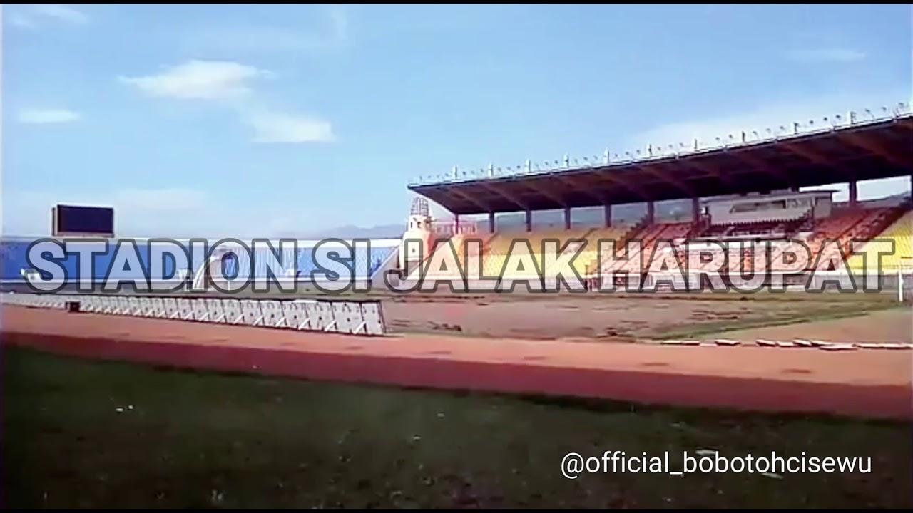 Renovasi Stadion Jalak Harupat Soreang Kabupaten Bandung Youtube Kab
