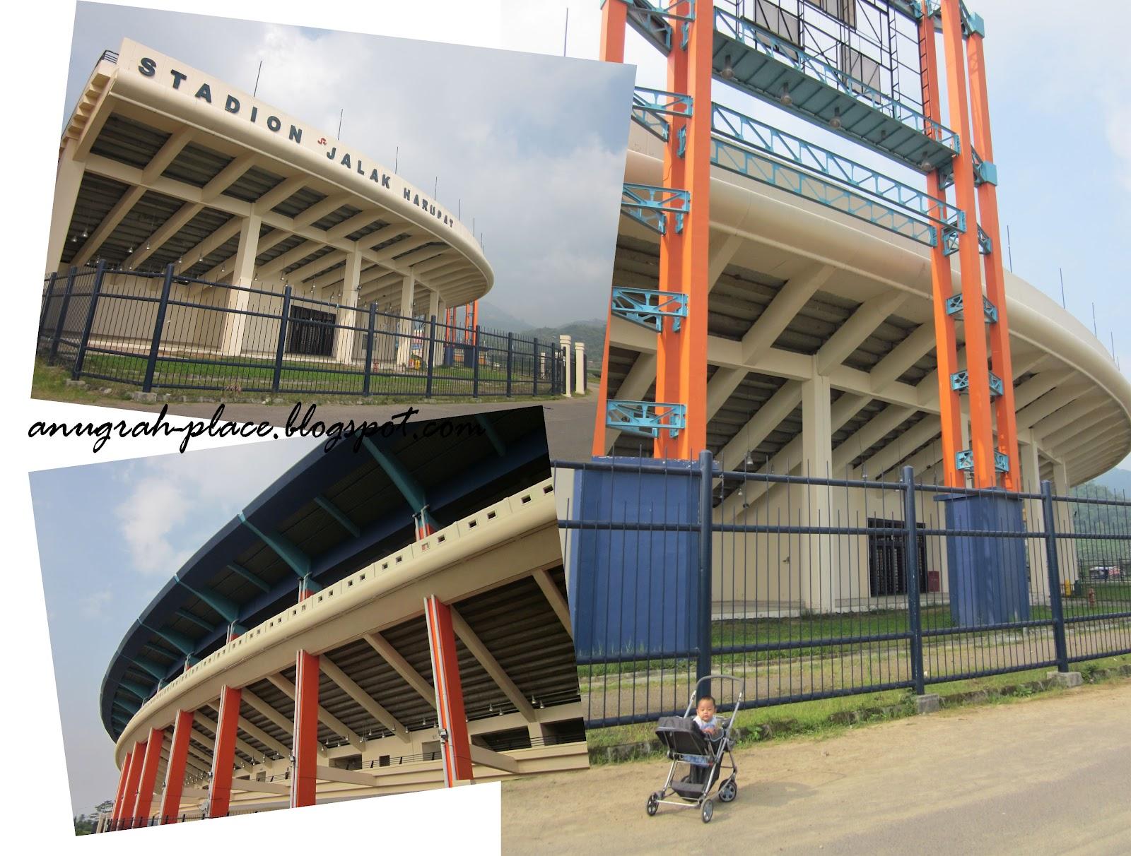 Stadion Jalak Harupat Favorite Corner Terletak Soreang Kabupaten Bandung Jauuuuuh