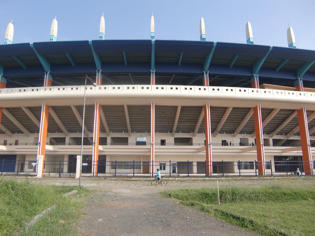 Stadion Jalak Harupat Kab Bandung Joe Alfaraby Flickr