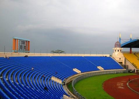 Stadion Jalak Harupat Markas Persib Bandung Profil Kab