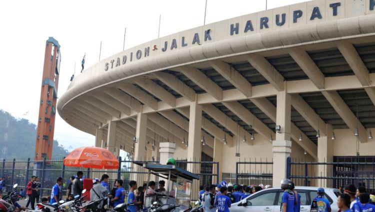 Stadion Jalak Harupat Tak Angker Bagi Persib Indosport Copyright Ratno