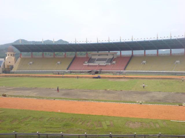 Stadion Jalak Harupat Turindra Corporation Indonesia Tci Berada Wilayah Soreang