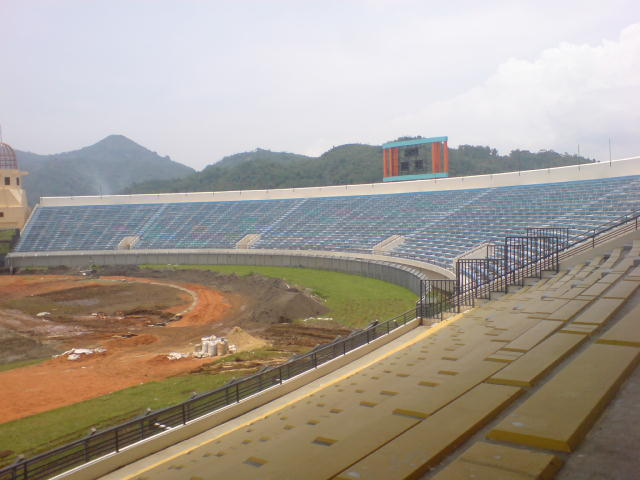 Stadion Jalak Harupat Turindra Corporation Indonesia Tci Kab Bandung