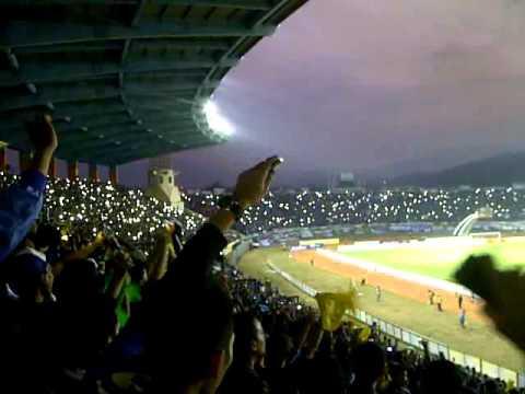 Suasana Menjelang Malam Stadion Jalak Harupat Bandung Youtube Kab