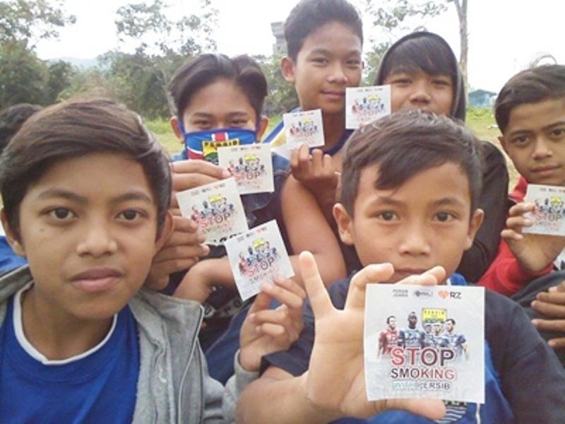 Wah Bobotoh Tukar Rokok Jeruk Jalak Harupat Stadion Kab Bandung