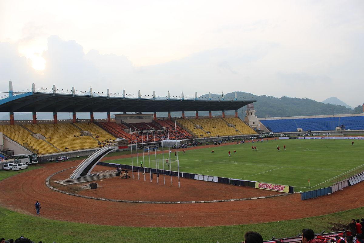 Jalak Harupat Stadium Wikipedia Stadion Siliwangi Bandung Kab