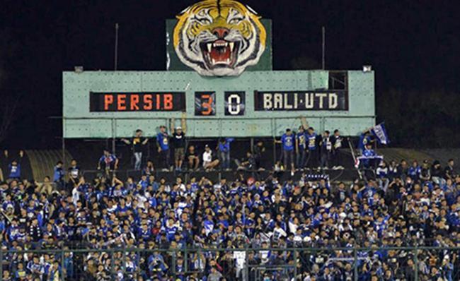 Klik Samarinda Bali United Kalah Persib Bandung Stadion Siliwangi Kab