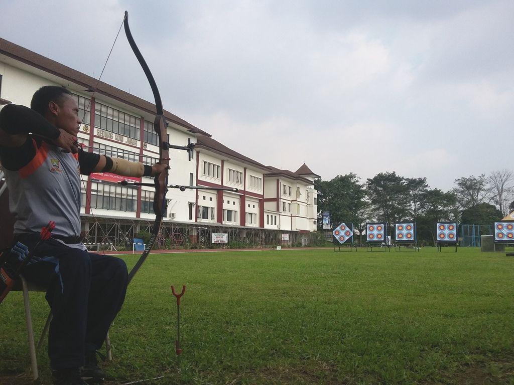 Lapangan Atletik Pajajaran Kota Bandung Menjadi Tempat Berlangsungnya Lomba Cabang