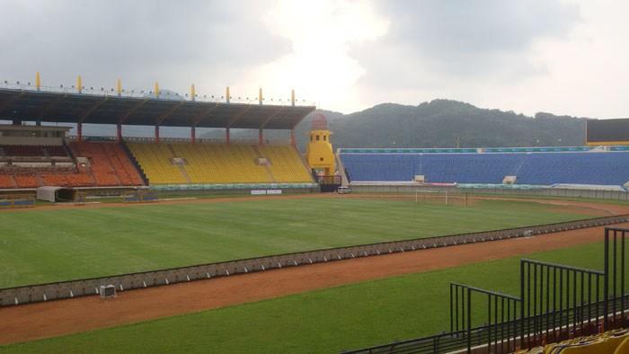 Lapangan Sepak Bola Termegah Menyimpan Sejarah Bandung Stadion Siliwangi Kab