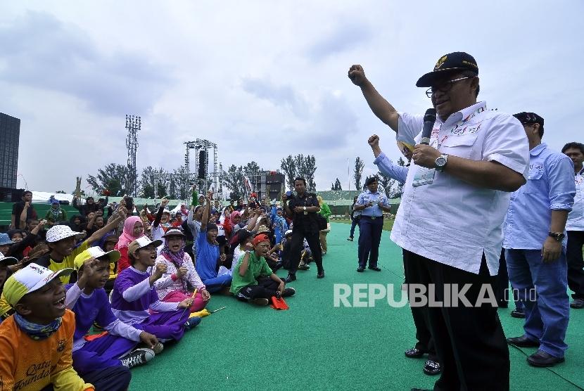 Panitia Siapkan Kejutan Spesial Upacara Pembukaan Peparnas Xv Gubernur Jawa