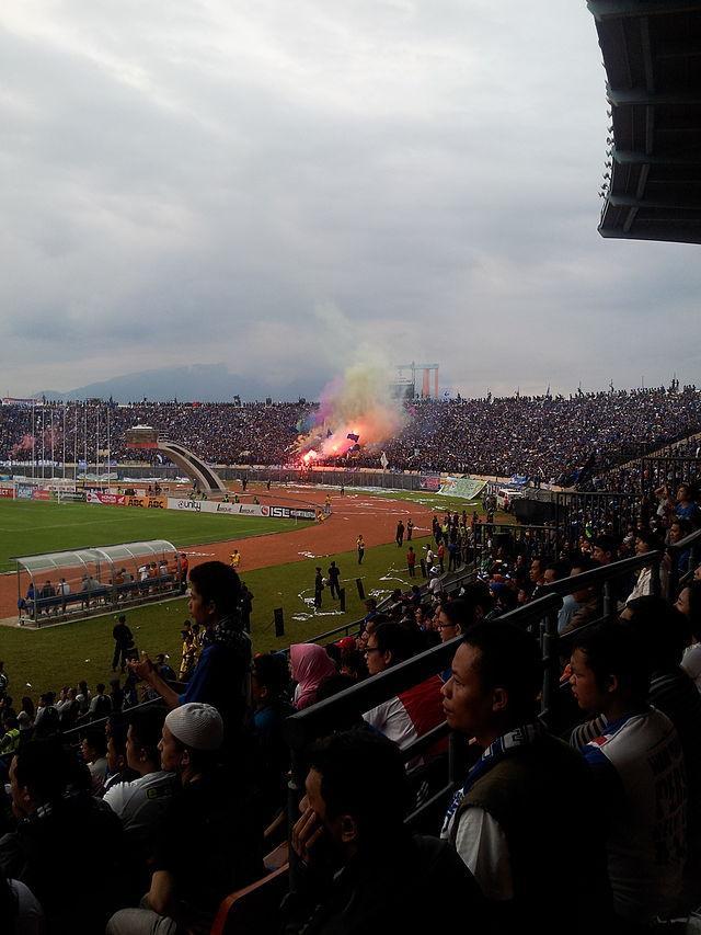 Persib Bandung Wikiwand Stadion Siliwangi Kab