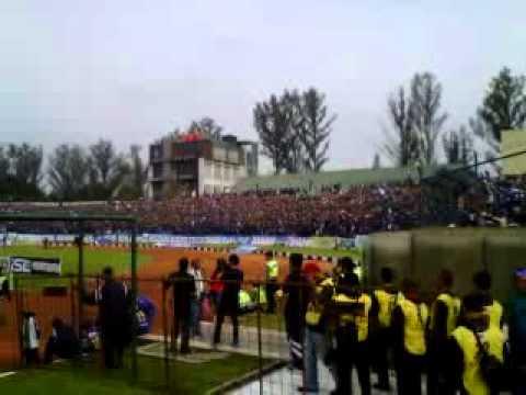 Persita Persib Suasana Selatan Bergoyang Std Siliwangi Bandung 25 05