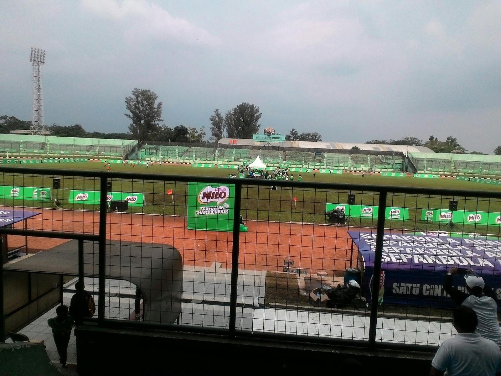 Sdn Tunas Karya Parongpong Bandung Barat Milo Football Champions Cup