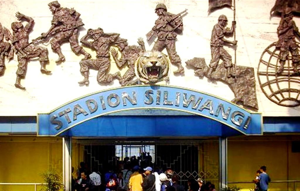 Sejarah Stadion Kota Bandung Stadium Siliwangi Kab