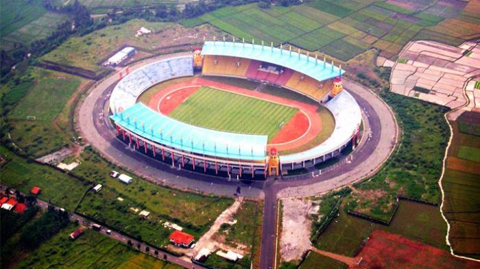 Stadion Jalak Harupat Bandung 22koleksi Siliwangi Kab