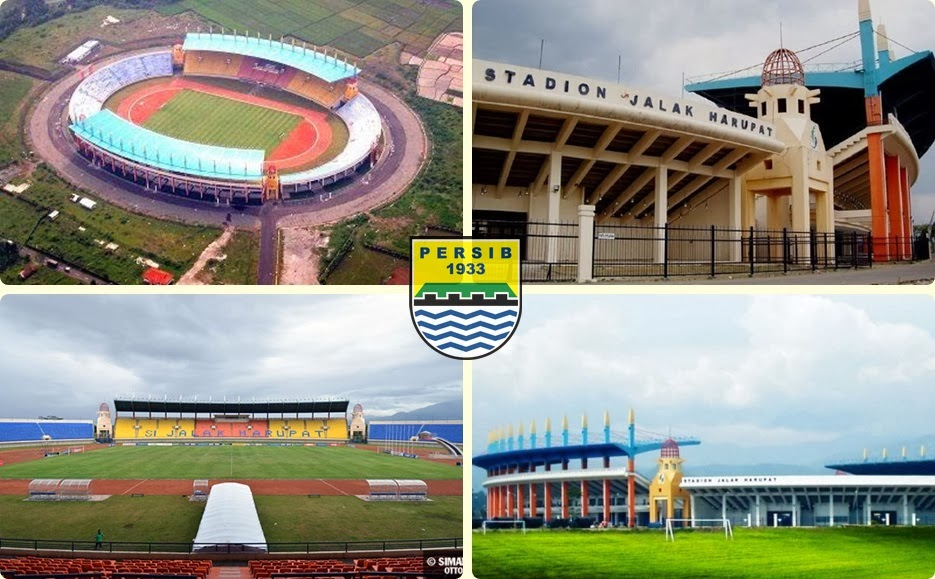 Stadion Jalak Harupat Markas Klub Persib Bandung Seputar Siliwangi Kab