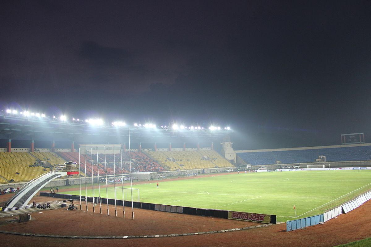 Stadion Jalak Harupat Wikipedia Bahasa Indonesia Ensiklopedia Bebas Siliwangi Bandung