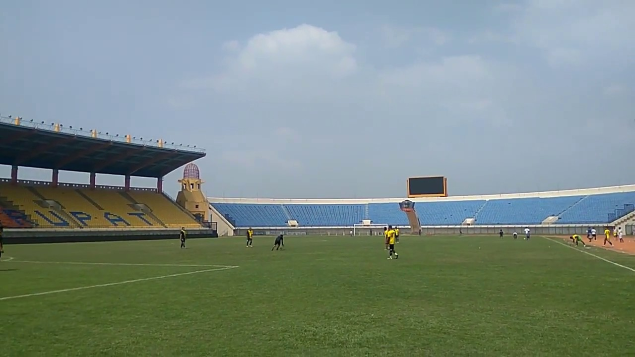 Stadion Kebanggaan Persib Bandung Jalak Harupat Soreang Siliwangi Kab