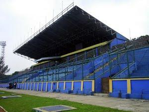 Stadion Sepakbola Indonesia Provinsi Jawa Barat Siliwangi Bandung 25 000