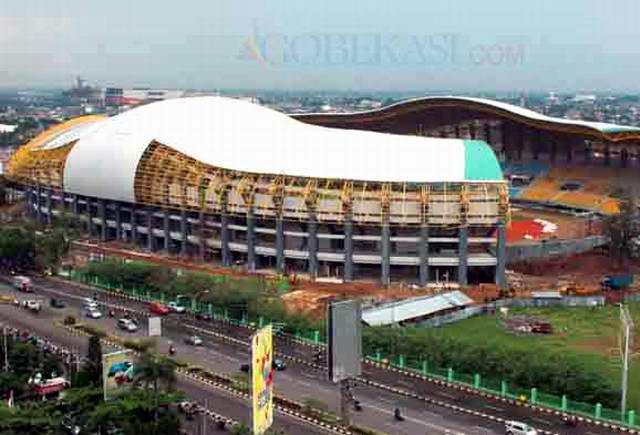 Stadion Siliwangi Patriot Bekasi Bandung Kab