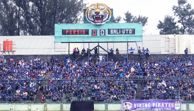 Stadion Siliwangi Saksi Perjalanan Tim Maung Bandung Wisata Itulah Salah