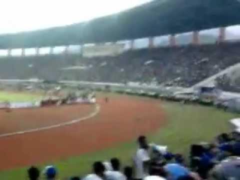 Suasana Stadion Jalak Harupat Bandung Youtube Siliwangi Kab
