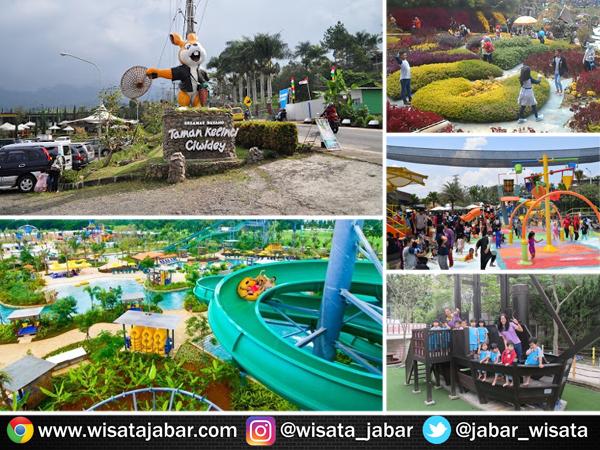 10 Rekomendasi Tempat Wisata Anak Bandung Selatan Wisatajabar Memiliki Sejumlah
