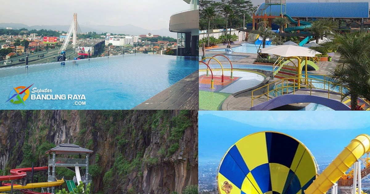 30 Kolam Renang Bandung Favorit Wisatawan Seputarbandungraya Taman Air Nirwana