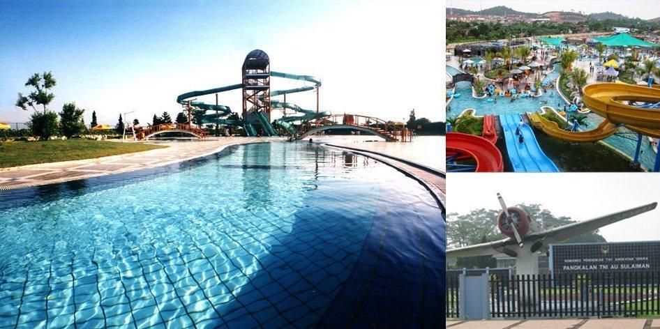 6 Waterboom Bandung Raya Infobdg Indah Waterpark Taman Air Nirwana
