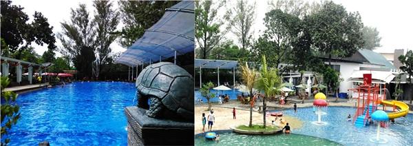 7 Waterboom Bandung Asyik Buat Piknik Klikhotel Taman Air Nirwana